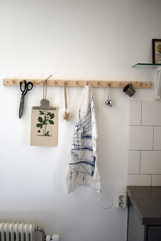 Klädhängare rör Kakel till kök och badrum