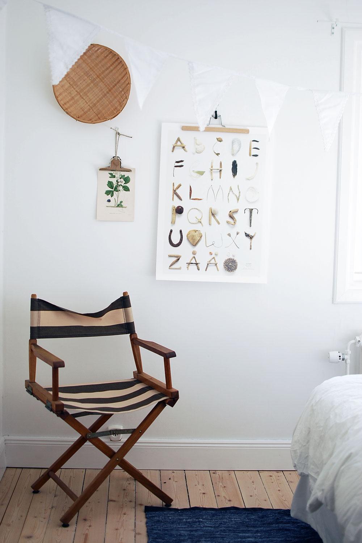 Sommarfint i gästrummet