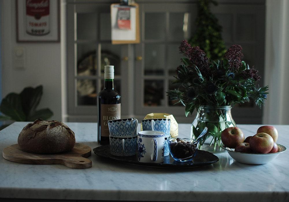 5 bilder från vår 1:a Advent