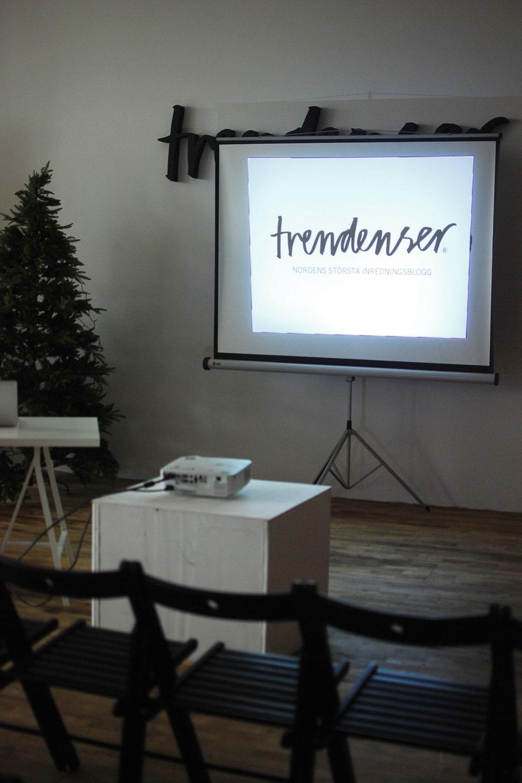 Hållbar föreläsning med Trendenser