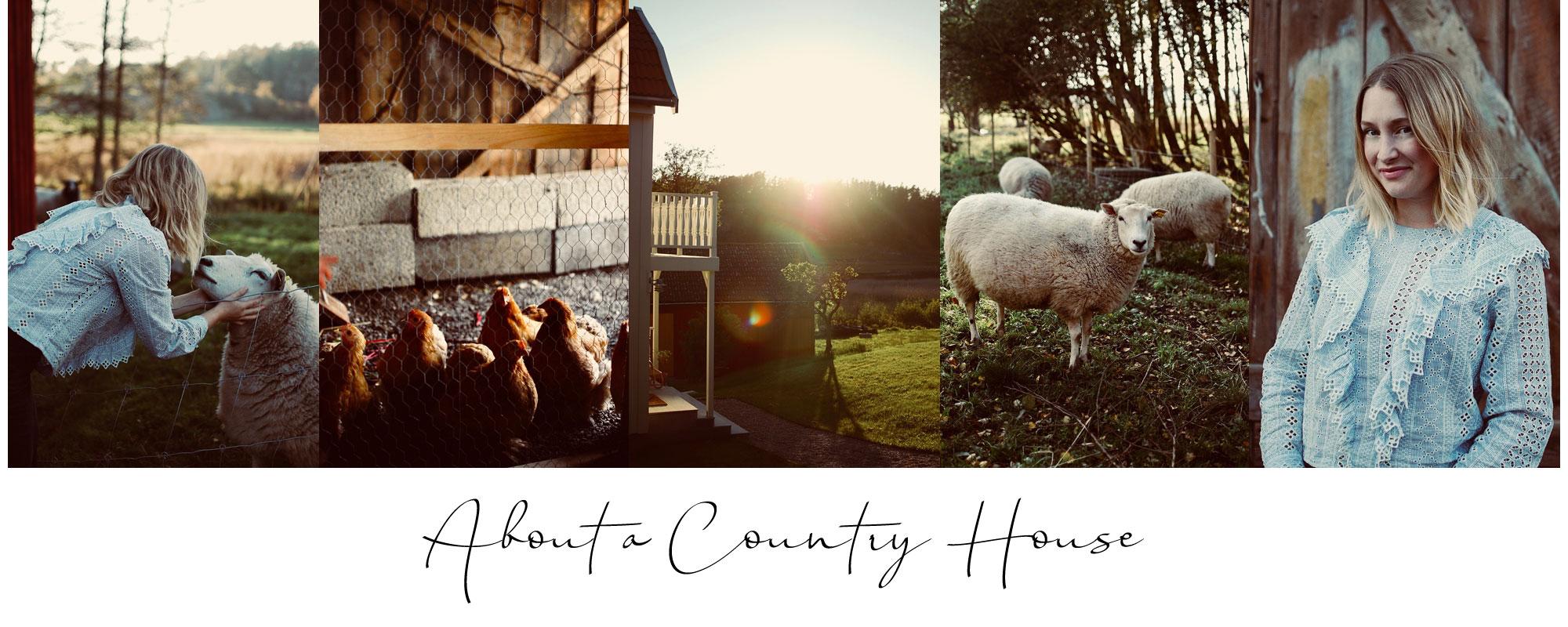 About a Country House - Mot ett hållbart liv
